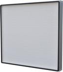 铝框无隔板高效过滤器|H13高效过滤器|H14无隔板高效空气过滤器